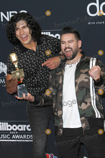 Shai, Shay, Shay Mooney, Dan Smyers Photo - LAS VEGAS - MAY 1:  Dan Smyers, Shay Mooney, Dan + Shay at the 2019 Billboard Music Awards at MGM Grand Garden Arena on May 1, 2019 in Las Vegas, NV