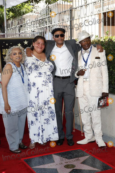 Anthony Wilson, John Wilson Photo - LOS ANGELES - SEP 4:  Sabrina Wilson, Li-Nie Wilson, John Wilson, Anthony Wilson at the Jackie Wilson Star Ceremony on the Hollywood Walk of Fame on September 4, 2019 in Los Angeles, CA
