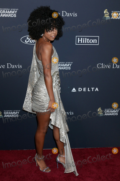 Clive Davis, Adrienne Warren Photo - LOS ANGELES - JAN 25:  Adrienne Warren at the 2020 Clive Davis Pre-Grammy Party at the Beverly Hilton Hotel on January 25, 2020 in Beverly Hills, CA