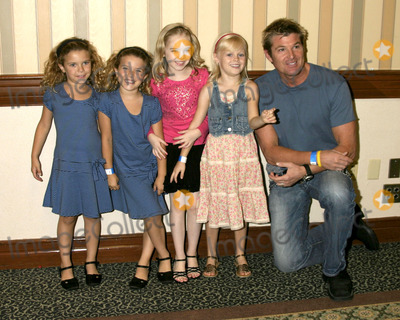 Amanda Pace, Darcy Rose, Darcy Rose Byrnes, Harley Graham, Winsor Harmon, Rose Byrne, Rachel Pace Photo - Rachel & Amanda Pace, Darcy Rose Byrnes, Harley Graham, and Winsor HarmonBold & the Beautiful Fan LuncheonUniversal Sheraton HotelLos Angeles,  CAAug 25, 2007