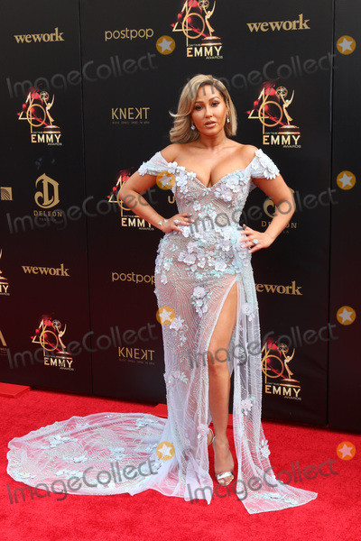 Adrienne Houghton Photo - LOS ANGELES - MAY 5:  Adrienne Houghton at the 2019  Daytime Emmy Awards at Pasadena Convention Center on May 5, 2019 in Pasadena, CA