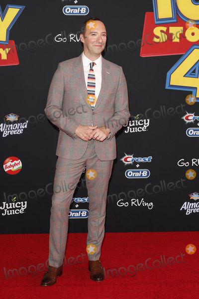 "Tony Hale Photo - LOS ANGELES - JUN 11:  Tony Hale at the ""Toy Story 4"" Premiere at the El Capitan Theater on June 11, 2019 in Los Angeles, CA"