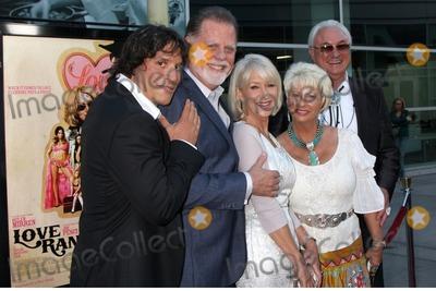 Helen Mirren Susan Austin Guest Arrives At The Love Ranch La Premiere Arclight Hollywood Los Angeles Ca June