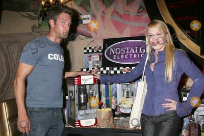 Adrienne Frantz, Allen Nabors Photo - Allen Nabors & Adrienne FrantzGBK MTV Movie Awards Gifting Suites Crimson & OperaLos Angeles,  CAMay 30, 2008