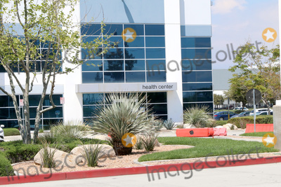 San Bernardino, The Amazons Photo - LOS ANGELES - APR 11:  Amazon Fulfillment Center Exterior at the Businesses Responding to COVID-19 at the Amazon Fulfillment Center on April 11, 2020 in San Bernardino, CA