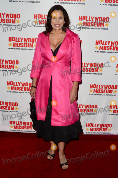 """Photo - LOS ANGELES - JAN 18:  Diana Lansleen at the 40th Anniversary of """"Knots Landing"""" Exhibit at the Hollywood Museum on January 18, 2020 in Los Angeles, CA"""