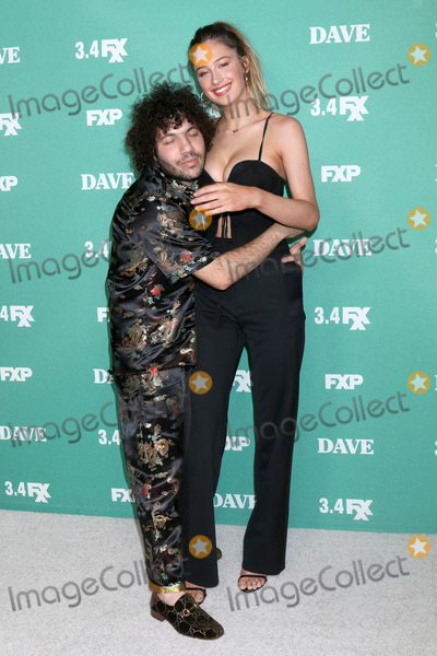 """Benny Blanco Photo - LOS ANGELES - FEB 27:  Benny Blanco, Elsie Hewitt at the """"Dave"""" Premiere Screening from FXX at the DGA Theater on February 27, 2020 in Los Angeles, CA"""