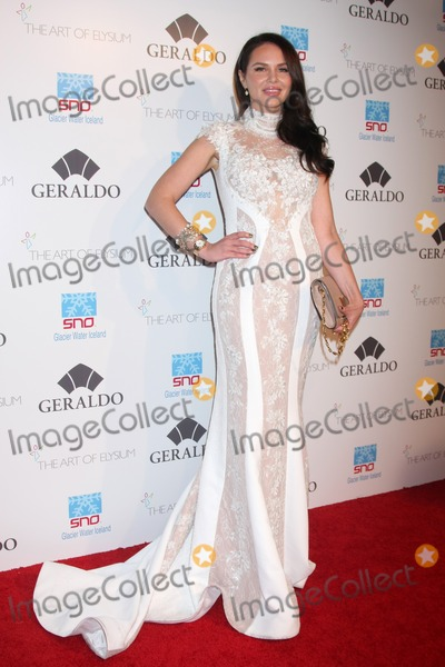 """Alyssandra Snows Photo - LOS ANGELES - FEB 19:  Alyssandra Snows at the """"Icons of the Awards"""" Pre-Oscar Party at a Mr C Beverly Hills on February 19, 2015 in Beverly Hills, CA"""