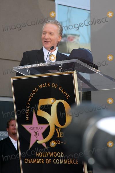 Bill Maher Photo - LOS ANGELES - SEP 14:  Bill Maher at the Bill Maher Hollywood Walk of Fame Star Ceremony at Hollywood Walk of Fame on September 14, 2010 in Los Angeles, CA