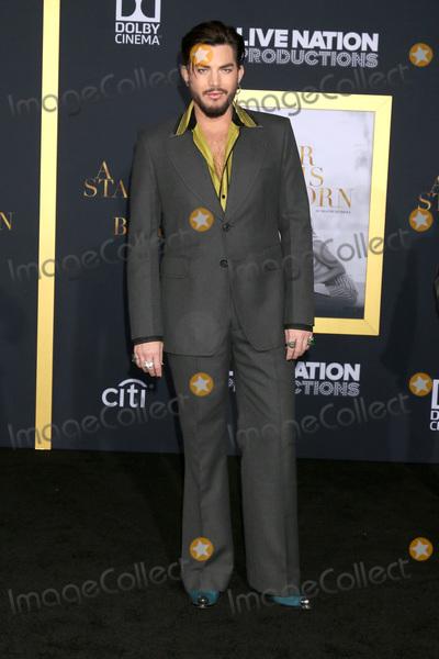 "Adam Lambert Photo - LOS ANGELES - SEP 24:  Adam Lambert at the ""A Star is Born"" LA Premiere at the Shrine Auditorium on September 24, 2018 in Los Angeles, CA"