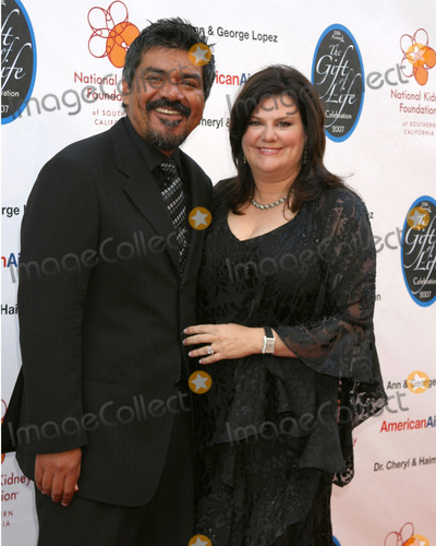 Ann Lopez Photo - George & Ann Lopez