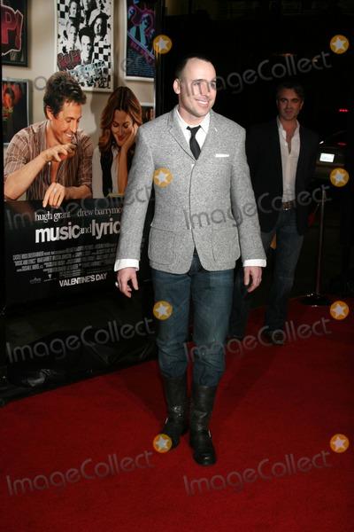 "David Furnish, Lyric Photo - David Furnish""Music & Lyrics"" PremiereMann's Grauman TheaterLos Angeles, CAFebruary 7, 2007"
