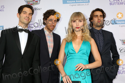 Alex Greenwald, Jason Boesel, Z Berg Photo - LOS ANGELES - JUN 11:  Phases, Alex Greenwald, Jason Boesel, Z Berg, Michael Runion at the 15th Annual Chrysalis Butterfly Ball at the Private Residence on June 11, 2016 in Brentwood, CA