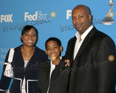 Photos and Pictures - Tyler James Williams & parents NAACP ...