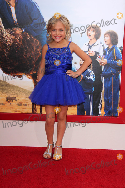 "Photo - LOS ANGELES - MAY 21:  Alyvia Alyn Lind at the ""Blended"" Premiere at TCL Chinese Theater on May 21, 2014 in Los Angeles, CA"