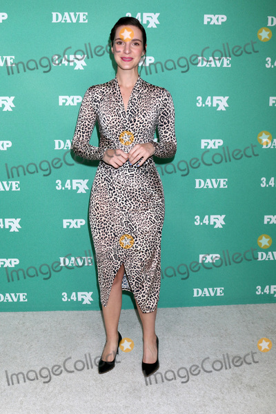"""Carla Baratta Photo - LOS ANGELES - FEB 27:  Carla Baratta at the """"Dave"""" Premiere Screening from FXX at the DGA Theater on February 27, 2020 in Los Angeles, CA"""