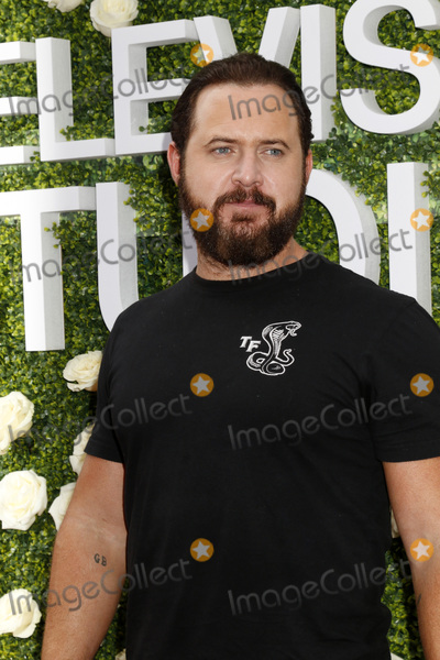 AJ Buckley Photo - LOS ANGELES - AUG 1:  AJ Buckley at the CBS TV Studios Summer Soiree TCA Party 2017 at the CBS Studio Center on August 1, 2017 in Studio City, CA