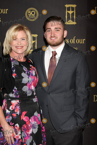Judi Evans, Austin Luciano Photo - LOS ANGELES - NOV 7:  Judi Evans, Austin Luciano at the Days of Our Lives 50th Anniversary Party at the Hollywood Palladium on November 7, 2015 in Los Angeles, CA