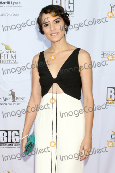 Photo - AVALON - SEP 29:  Julia Keefe at the Catalina Film Festival - Saturday Red Carpet at the Casino on September 29, 2018 in Avalon, CA
