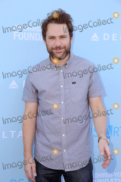 Charlie Day Photo - LOS ANGELES - OCT 7:  Charlie Day at the P.S. Arts Express Yourself 2018 at the Barker Hanger on October 7, 2018 in Santa Monica, CA