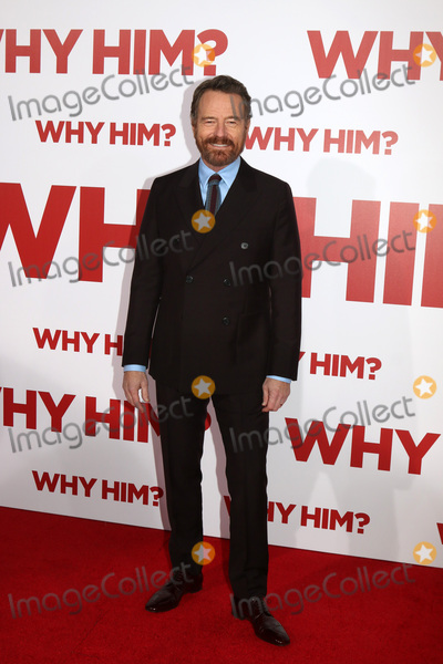 "Bryan Cranston Photo - LOS ANGELES - DEC 17:  Bryan Cranston at the ""Why Him?"" Premiere at Bruin Theater on December 17, 2016 in Westwood, CA"