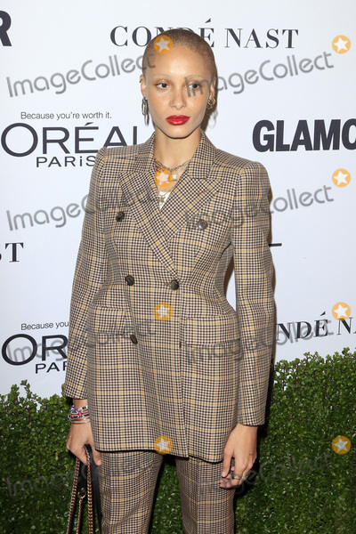 Adwoa Aboah Photo - LOS ANGELES - NOV 14:  Adwoa Aboah at the Glamour Women Of The Year 2016 at NeueHouse Hollywood on November 14, 2016 in Los Angeles, CA