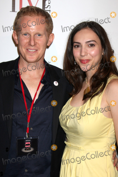 Andrew Miller, Eden Riegel Photo - Andrew Miller & Eden Riegel  arriving at the Independent Television Festival Opening Night Gala at Laemmle's Sunset 5 in West Hollywood, CA on July 30, 2009