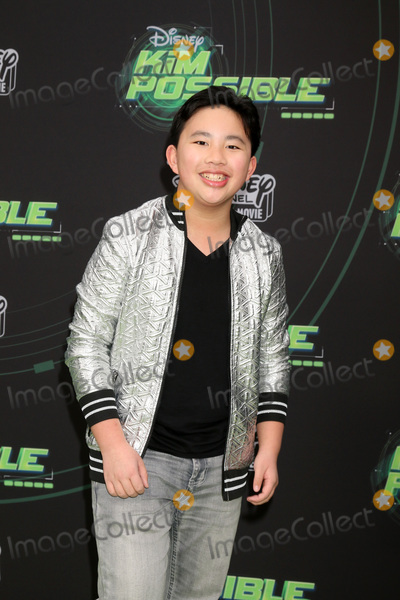 "Albert Tsai Photo - LOS ANGELES - FEB 12:  Albert Tsai at the ""Kim Possible"" Premiere Screening at the TV Academy on February 12, 2019 in Los Angeles, CA"