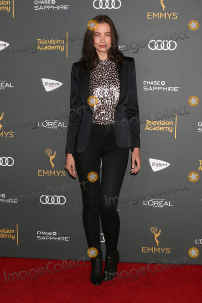 Stephanie Corneliussen Photo - LOS ANGELES - SEP 16:  Stephanie Corneliussen at the TV Academy Performer Nominee Reception at the Pacific Design Center on September 16, 2016 in West Hollywood, CA