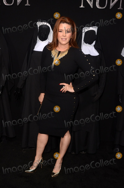 "Alicia Machado Photo - LOS ANGELES - SEP 4:  Alicia Machado at the ""The Nun"" World Premiere at the TCL Chinese Theater IMAX on September 4, 2018 in Los Angeles, CA"