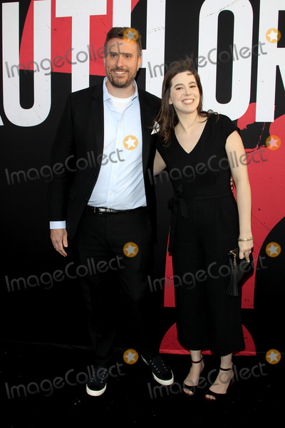 "Jillian Jacobs Photo - LOS ANGELES - APR 12:  Chris Roach, Jillian Jacobs at the ""Blumhouse's Truth Or Dare"" Premiere at Cinerama Dome on April 12, 2018 in Los Angeles, CA"