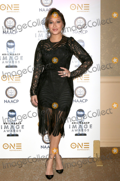 Adrienne Houghton Photo - LOS ANGELES - DEC 16:  Adrienne Houghton at the 49th NAACP Image Awards Nominees' Luncheon at Beverly Hilton Hotel on December 16, 2017 in Beverly Hills, CA