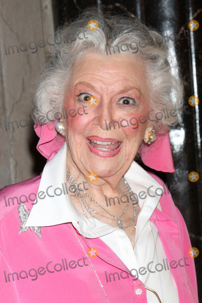 """Ann Rutherford, Anne Rutherford Photo - Ann Rutherford arriving at the Opening Night of """"Legally Blonde"""" at the Pantages Theater in Hollywood, CA  on August 14,  2009"""