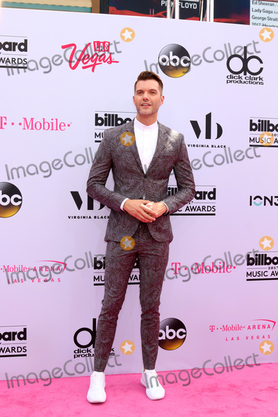 AJ Gibson Photo - LAS VEGAS - MAY 21:  AJ Gibson at the 2017 Billboard Music Awards - Arrivals at the T-Mobile Arena on May 21, 2017 in Las Vegas, NV