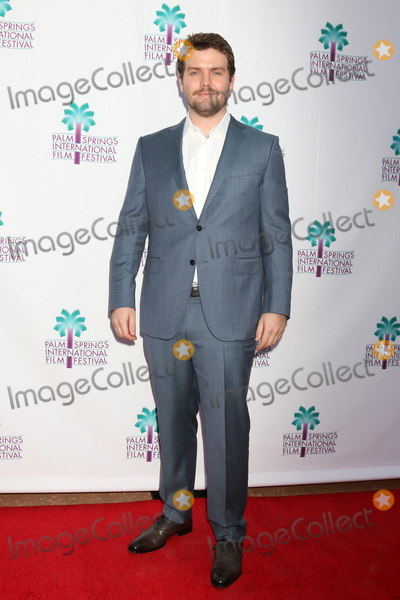 """Austin Swift Photo - PALM SPRINGS - JAN 3:  Austin Swift at the PSIFF """"Cover Versions"""" Screening at Camelot Theater on January 3, 2018 in Palm Springs, CA"""