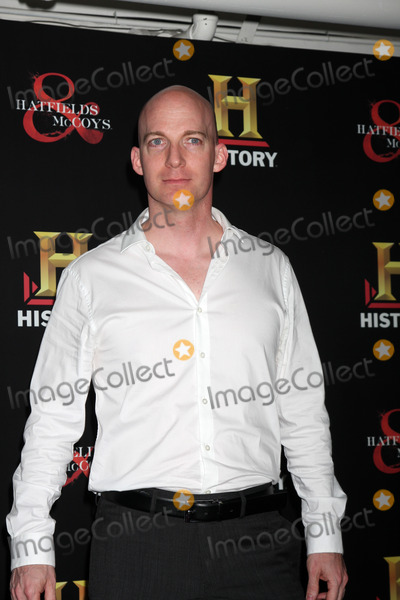 """Photo - LOS ANGELES - SEP 22:  Bill Millsap arrives at the """"HATFIELDS & McCOYS"""" Pre-Emmy Party at SOHO Club on September 22, 2012 in West Hollywood, CA"""
