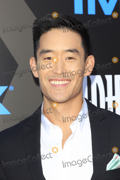 "Mike Moh Photo - LOS ANGELES - AUG 28:  Mike Moh at the ABC and Marvel's ""Inhumans"" Premiere Screening at the Universal City Walk on August 28, 2017 in Los Angeles, CA"