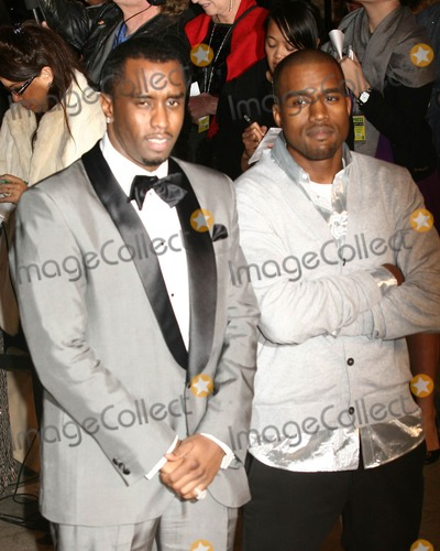 Kanye West, Sean Combs Photo - Sean Combs & Kanye West 
