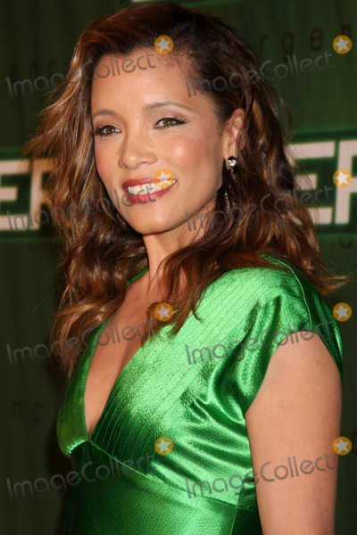 """Genesis, Michael Michele, Michael Michelle, Michael Bublé, Michael Paré Photo - Michael Michele arriving at the""""ER"""" TV Series Wrap Party at Social, in Los Angeles, CA  on March 28, 2009"""
