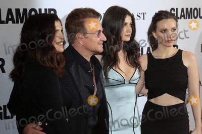 Ali Hewson, Bono, Eve, Eve Hewson, Jordan Hewson Photo - LOS ANGELES - NOV 14:  Ali Hewson, Bono, Eve Hewson and Jordan Hewson at the Glamour Women Of The Year 2016 at NeueHouse Hollywood on November 14, 2016 in Los Angeles, CA