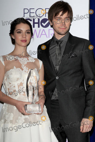 Torrance Coombs, Adelaide Kane Photo - LOS ANGELES - JAN 8:  Adelaide Kane, Torrance Coombs at the People's Choice Awards 2014 - Press Room at Nokia at LA Live on January 8, 2014 in Los Angeles, CA