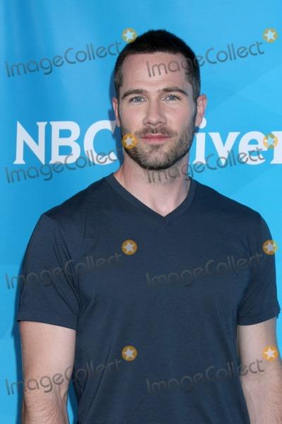 Photo - LOS ANGELES - FEB 2:  Luke MacFarlane at the NBC Universal Summer Press Day 2015 at the Huntington Langham Hotel on April 2, 2015 in Pasadena, CA