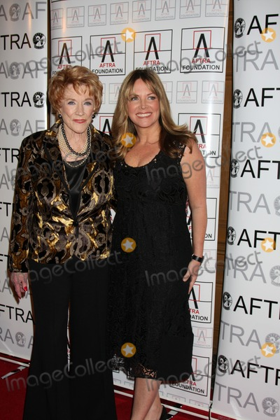 Jeanne Cooper, Maria Bell, Anna Maria Perez de Taglé Photo - Jeanne Cooper, Maria Arena Bell arriving at the AFTRA Media & Entertainment Excellence Awards (AMEES) at the Biltmore Hotel in Los Angeles , CA on  March, 9 2009