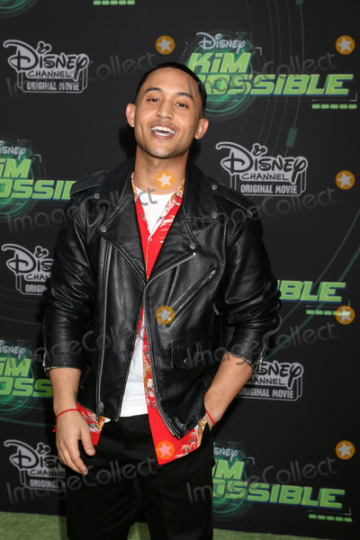 "Tahj Mowry Photo - LOS ANGELES - FEB 12:  Tahj Mowry at the ""Kim Possible"" Premiere Screening at the TV Academy on February 12, 2019 in Los Angeles, CA"