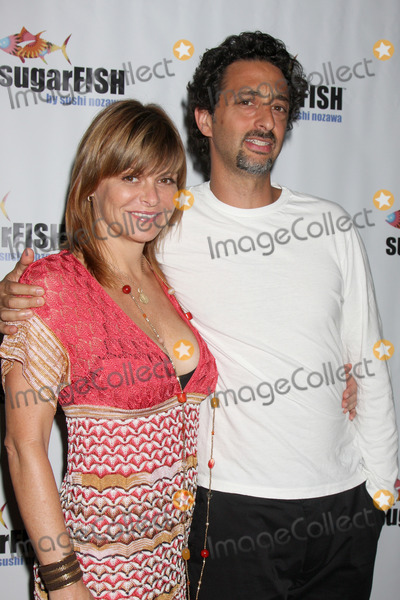 Grant Heslov Photo - Grant Heslov & guest at the Grand Opening of his new resturant Sugarfish  in Brentwood, Los Angeles, CA on  July 26, 2009
