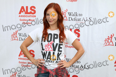 Amy Paffrath Photo - LOS ANGELES - OCT 16:  Amy Paffrath at the ALS Association Golden West Chapter Los Angeles County Walk To Defeat ALS at the Exposition Park on October 16, 2016 in Los Angeles, CA
