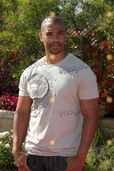 Aaron Spears Photo - Aaron Spearsarrives at the Birgit C. Muller Fashion Show atChaves Ranch inLos Angeles, CA onJuly 11, 2010