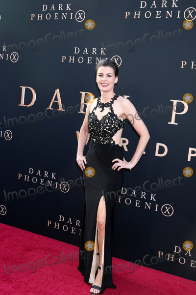 """The Darkness, Aphra Williams Photo - LOS ANGELES - JUN 4:  Aphra Williams at the """"Dark Phoenix"""" World Premiere at the TCL Chinese Theater IMAX on June 4, 2019 in Los Angeles, CA"""