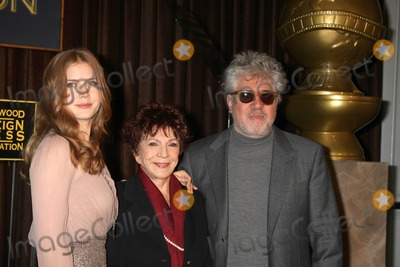 Amy Adams, Cecil B. DeMille, Pedro Almodovar, Aida Takla-O'Reilly, Christophe Honoré Photo - LOS ANGELES - NOV 9:  Amy Adams, Aida Takla-O'Reilly, Pedro Almodovar at the CECIL B. DEMILLE AWARD Honoree Announcement at Beverly Hilton Hotel on November 9, 2011 in Beverly Hills, CA