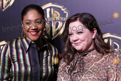 Tiffany, Tiffany Haddish Photo - LAS VEGAS - APR 2:  Tiffany Haddish, Melissa McCarthy at the 2019 CinemaCon - Warner Bros Photo Call at the Linwood Dunn Theater on April 2, 2019 in Las Vegas, NV